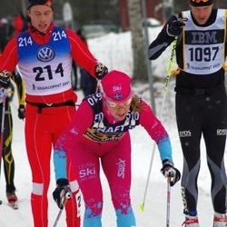Skiing 90 km - David Olofsson (214)