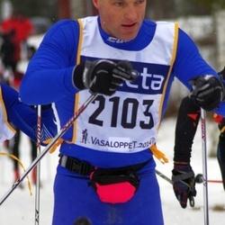 Skiing 90 km - Börge Moen (2103)