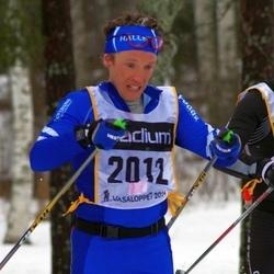 Skiing 90 km - David Erixon (2012)