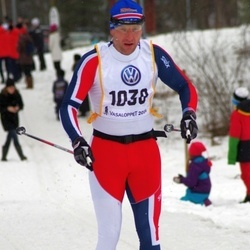 Skiing 90 km - Arild Olav Sagvold (1038)
