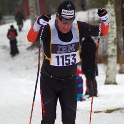 Skiing 90 km - Jari Paavola (1153)