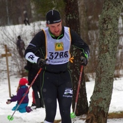 Skiing 90 km - Emil Lundström (3288)