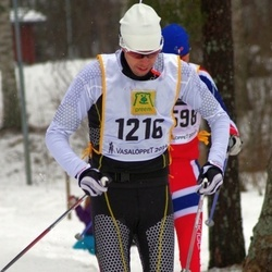Skiing 90 km - Christian Beck (1216)