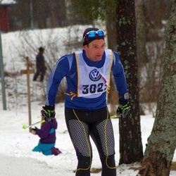 Skiing 90 km - Axel Strandell (3023)