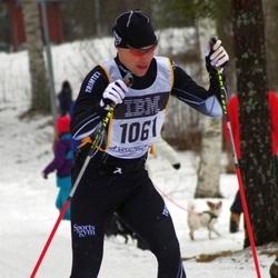 Skiing 90 km - Christer Stefansson (1061)