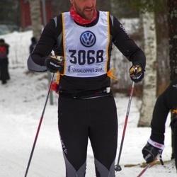 Skiing 90 km - David Olovsson (3068)