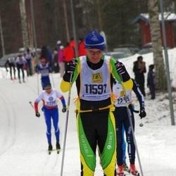 Skiing 90 km - Andrea Cordella (11591)