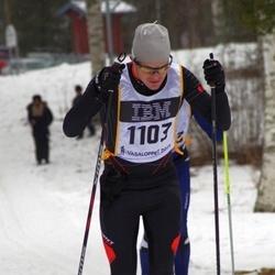 Skiing 90 km - Björn Lystedt (1103)