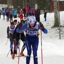 Skiing 90 km - Anders Soovik (2074)