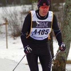 Skiing 90 km - Daniel Blom (4485)