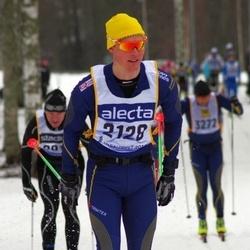 Skiing 90 km - Anders Ericsson (2128)