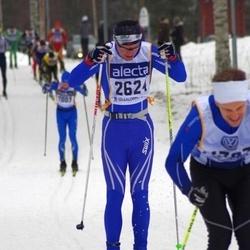Skiing 90 km - Anders Dahl (2624)