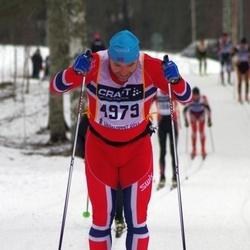 Skiing 90 km - Bjørn Burås (4979)