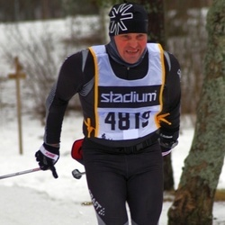 Skiing 90 km - Charlie Isaksson (4819)