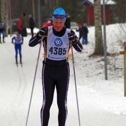 Skiing 90 km - Christer Nordberg (4385)