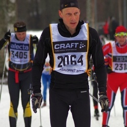 Skiing 90 km - Anders Bredhe (2064)