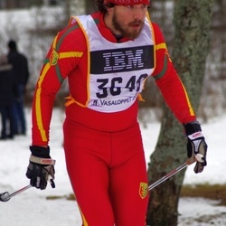 Skiing 90 km - Andre Larsson (3648)