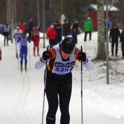 Skiing 90 km - Emil Kalered (3357)