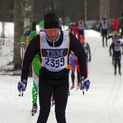 Skiing 90 km - Jan-Eric Pettersson (2399)
