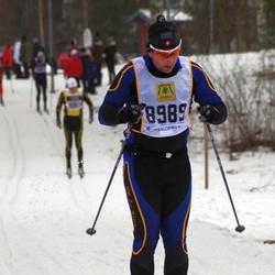 Skiing 90 km - Jean-Daniel Hainard (8989)