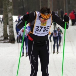 Skiing 90 km - Anders Richardsson (3735)