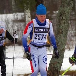 Skiing 90 km - Bjørnar Engh (2574)