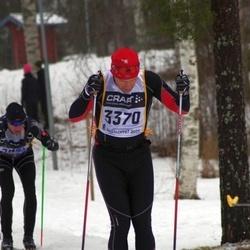 Skiing 90 km - Einar Håland (3370)