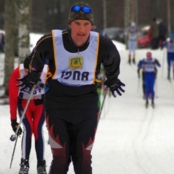 Skiing 90 km - Jann Ehrensperger (1208)