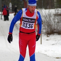Skiing 90 km - Andreas Grahn (3336)