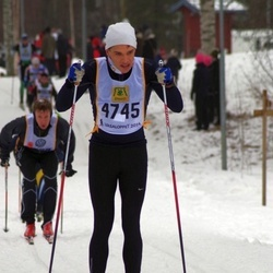 Skiing 90 km - Henrik Andersson (4745)