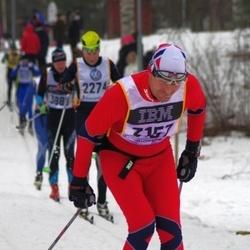 Skiing 90 km - Daniel Ehn (2274)