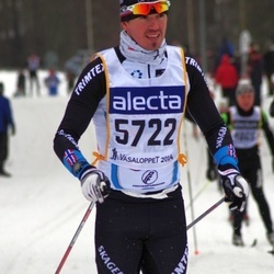 Skiing 90 km - Christian Wiig Bøen (5722)
