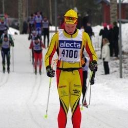Skiing 90 km - Emil Folkesson (4100)