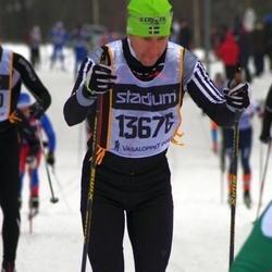 Skiing 90 km - Henrik Jaensson (13676)