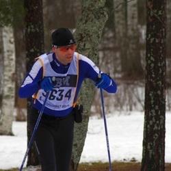 Skiing 90 km - Daniel Larsson (3634)