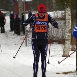 Skiing 90 km - Anders Rudolfsson (30176)