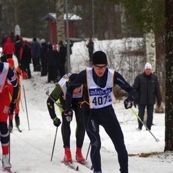 Skiing 90 km - Arnold Pettersson (4072)