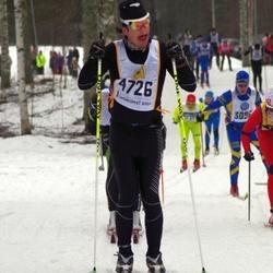 Skiing 90 km - Detlef Scholle (4756)