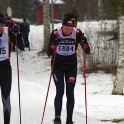 Skiing 90 km - Christer Hernstigen (3334)