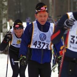 Skiing 90 km - Åke Strömberg (4373)