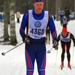 Skiing 90 km - Fredrik Wessberg (4360)