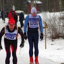 Skiing 90 km - Arvid Bekjorden (5725)
