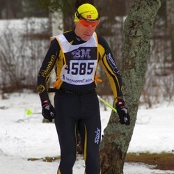 Skiing 90 km - Anund Landsverk (4585)