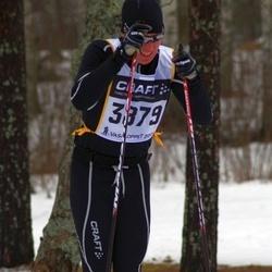 Skiing 90 km - Anton Trotzig (3879)