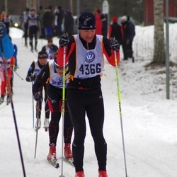 Skiing 90 km - David Timner (4366)
