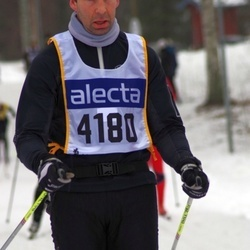 Skiing 90 km - Henrik Axelsson (4180)