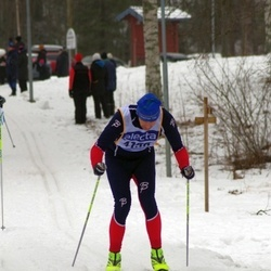 Skiing 90 km - Anders Hammer (4158)