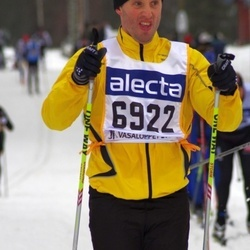 Skiing 90 km - Daniel Isacson (6922)