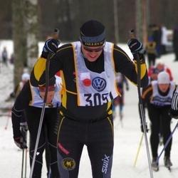 Skiing 90 km - Anders Olsson (3051)