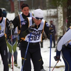 Skiing 90 km - David Martinsson (4983)